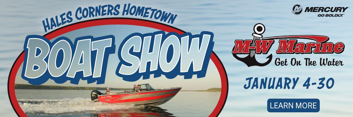 halescorners hometown boat show